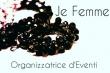 Je Femme - Organizzatrice di eventi