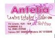 ANTELIA centro estetico, tatuaggi, solarium