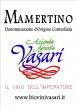 Vendita vini biologici Mamertino DOC