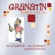 Granatin...galuperìe e bon vin