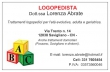 Dott.ssa Lorenza Abrate Logopedista