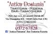 Antica Postumia  Bar-Trattoria-Pizzeria