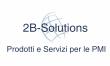 2B-Solutions