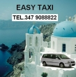 Taxi/noleggio monovolume 7 posti