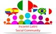 Social community  www.incontrilatini.it