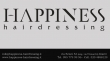 Happiness hairdressing