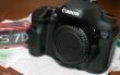 Canon EOS 7D 18MP fotocamera DSLR