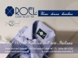 Roel camiceria  - Camicie uomo donna bambino