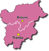 Bed and Breakfast Trentino - Alto Adige